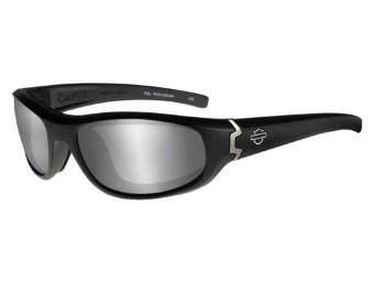 Curve PPZ Grey Silver Flash Sonnenbrille