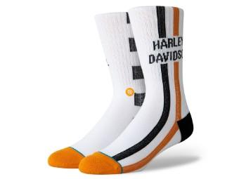 Harley Checkers Stance Socken