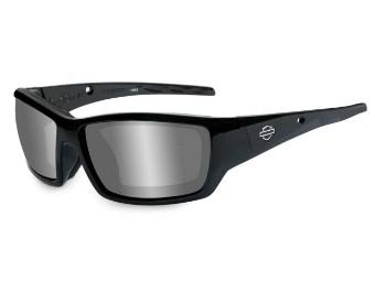 Shadow PPZ Grey Silver Flash Sonnenbrille
