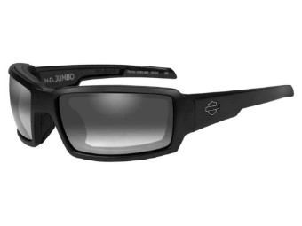 Jumbo LA Grey Matt Black Sonnenbrille