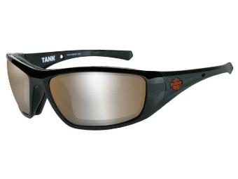 Tank PPZ Cooper Silver Flash Sonnenbrille