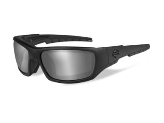 Zone PPZ Grey Silver Flash Sonnenbrille