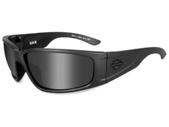 Zak Smoke Grey Matt Sonnenbrille