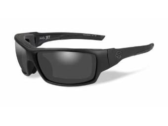 Jet Smoke Grey Matt Frame Sonnenbrille