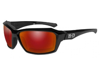 Cannon Red Mirror Gloss Sonnenbrille
