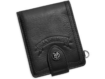 H-D Leather Geldbeutel