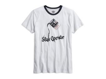 Slick Operator T-Shirt