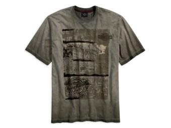 Juneau Ave Americana T-Shirt