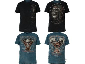 T-Shirt Prairie Storm beidseitig tragbar