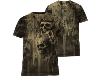 Xtreme Couture by Affliction T-Shirt Deaths Grin