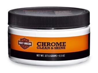 Chrome Clean & Shine