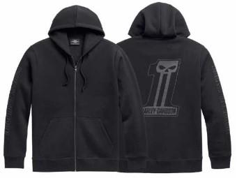Zip Hoodie #1 Dark Custom