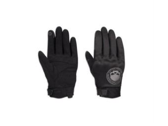 Handschuhe Soft Shell Willi G Skull