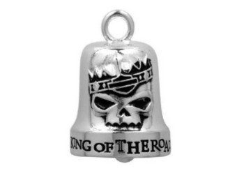 Ride Bell King Of The Road Skull