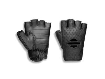 Handschuhe Leather Smokeshow Fingerless