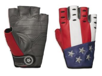 Handschuhe Patriot fingerlos