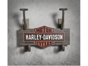 Bar & Shield Helm & Jacken Holz Garderobe