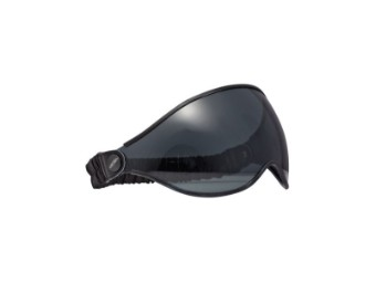 Google Visier Brille Dunkel