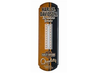 Thermometer Nostalgisches Blech