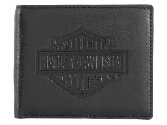 Geldbeutel H-D Classic Bifold Coin Pocket