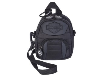 Mini Rucksack Quilted Me Backpack Midnight