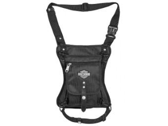 Bein/Umhängetasche Side Slinger New & Improved Black