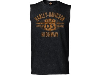 T-Shirt Highway Dyed