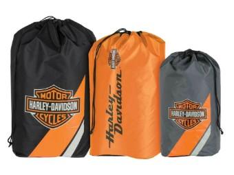 Bar & Shield Nylon Turnbeutel 3er-Pack