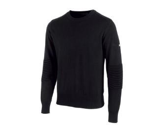 Pullover Slim Fit Black
