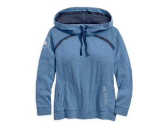 Wide Neckline Sweatshirt