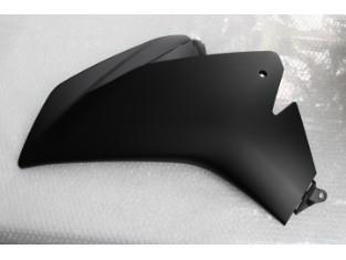 Seitenverkleidung li. schwarz matt RS4