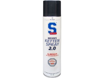 Weißes Kettenspray 2.0