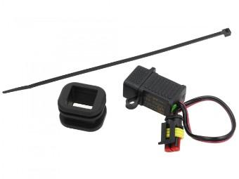 USB Buchse V85 Unter Sitz