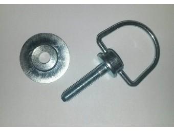 Befestigungsschraube Topcase Vespa Länge 30 mm