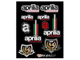 Aufkleber Sticker Aprilia Racing