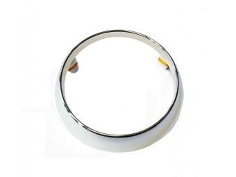 Scheinwerfer Chrom Ring Vespa Primavera 50 125 150