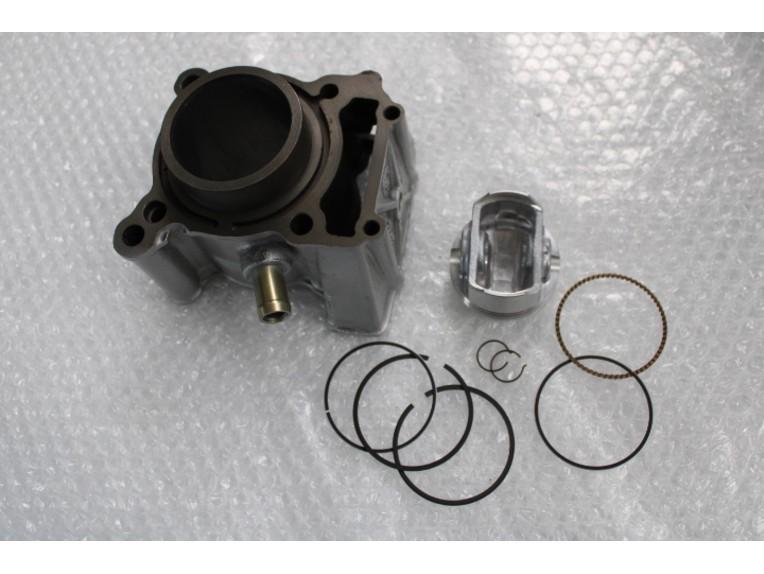 1L002731, Zylinder + Kolben RS 125 ABS