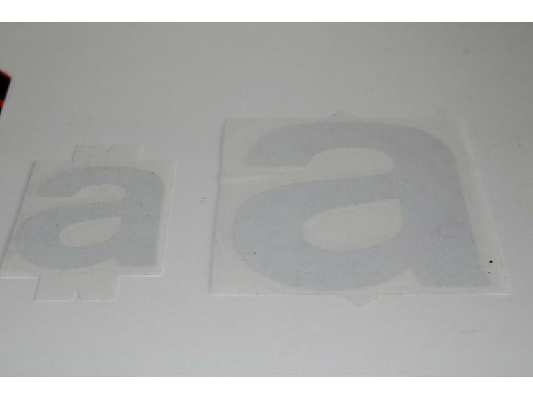 2S001639, Felgen Dekor Kit RS 660