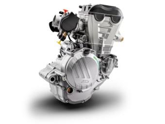 Motor 250 EXC-F