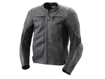 RESONANCE LEATHER JACKET