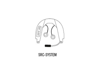 SMC10U COMMUNICATION SYSTEM - C3 HELMETS