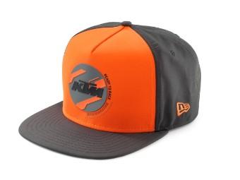 STAMP FLAT CAP