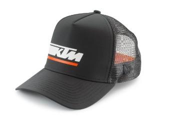 TRACKED TRUCKER CAP