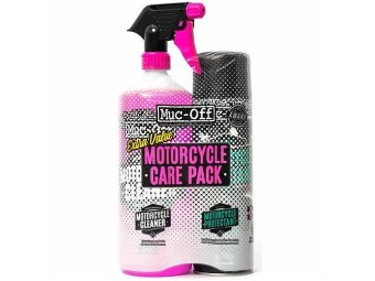 Motorcycle Care Pack