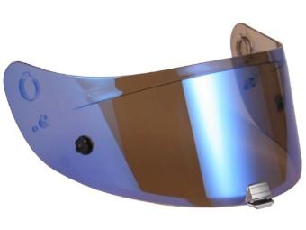 HJ-20P Visier blau verspiegelt