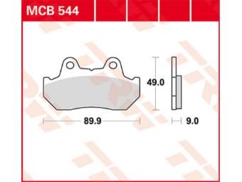 Bremsbeläge MCB544