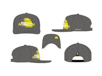 ADJ Cap Ongoing Grey