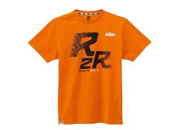 R2R T-SHIRT ORANGE