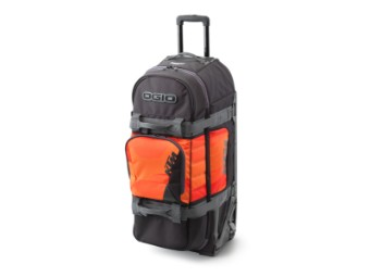 ORANGE TRAVEL BAG 9800 REISETASCHE