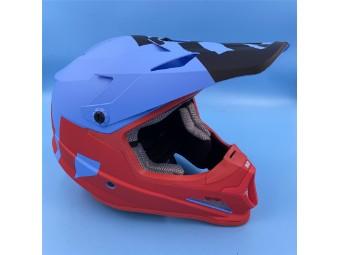 Sector Level Helm XL blau rot